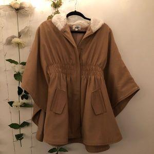 Winter Cape Jacket
